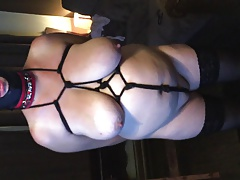 slutwife being caned