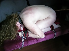 my lovely, bound and caned...