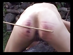 Stiff Outdoor Caning