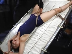 Beautiful Japanese Bondage & discipline toruture