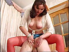 Russian Strapon Teen 6