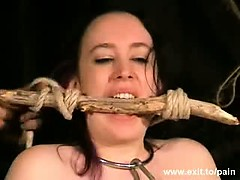 Freaky Injection needle Punishment slavegirl Nimue