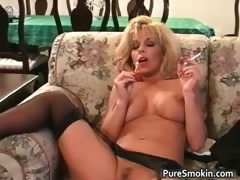 Bang-out plaything And Cigarettes domination & submission video video  part1
