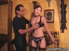 Audreys fetish Casting 7 by SavageRick part6