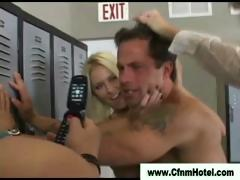Fetsih women  loser when he gets caught peeping