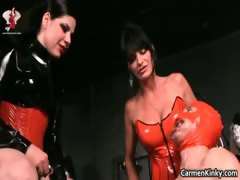 Kinky dude is lovemaking victim to  part2
