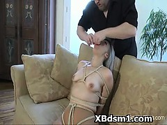 Ultra-kinky Babe In Offensive  And Smothering Fetish