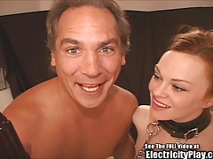Kayce Monroe Naughty Electro BDSM Session