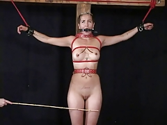 Nasty Bondage & discipline games in fetish scene