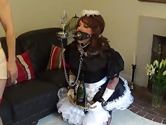 Madame Cs stringent  sissy maid training regime