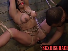 Rough fuckfest tough  and  blowjob with Becca