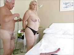 Silver Stallion and Melany All Trussed Up Part 1