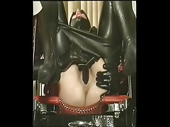 Domination & submission Latex-orgasmen