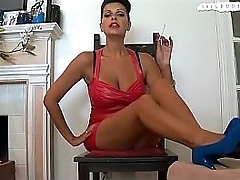 Demiurge Brandon's 4th be fitting of July P0pper Bloke FEMDOM POV