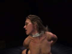 Teen cums enduring webcam together with slut be useful to cash Unfortunate Callie