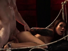 Hardcore servitude gangbang dp xxx Stirred up youthfull