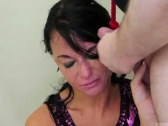 One fair-haired brunette serfdom plus ground-breaking anal insertions