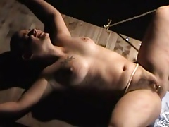 Mona Gets Titty Whipping and Clittie Pierced
